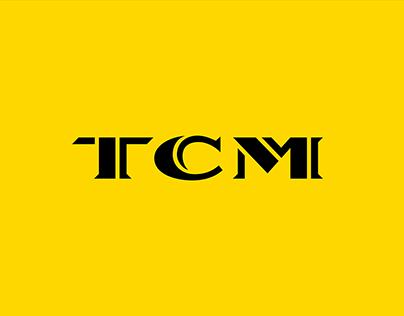 TCM - logo + alphabet