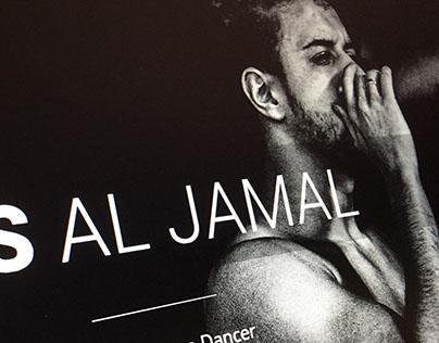 The Dancer - Webdesign & Photography - Kaïs Al Jamal