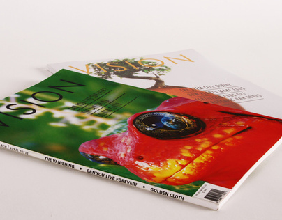 Vision Magazine   Nature and Science