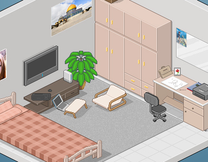 My Pixel Room