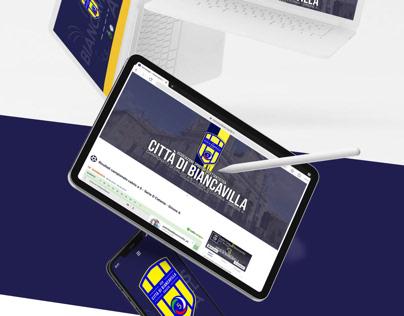 Football Team Design - ASD Città di Biancavilla