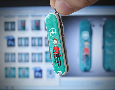 Ride Your Bike!  Victorinox Limited Edition 2015