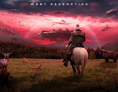 West Redemption - Photo Manipulation