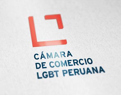Cámara de comercio LGBT Peruana Brand