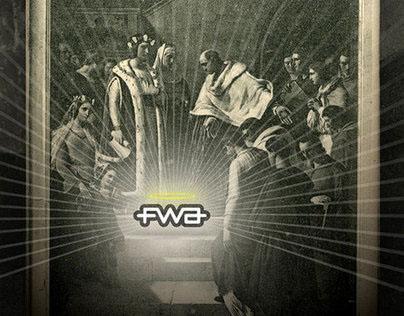 """FWA Wallpaper - """"Supervenio"""""""