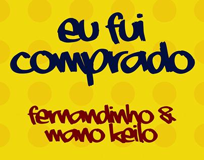 Eu Fui Comprado - Fernandinho [Lyric Video]