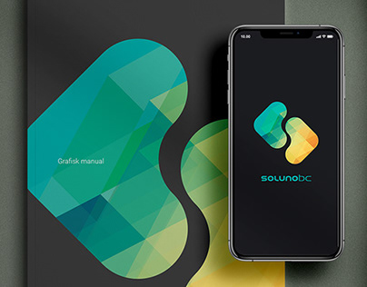 Complete branding for SolunoBC