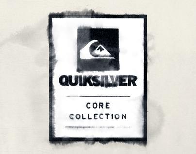 QUIKSIILVER CORE SURF 2012