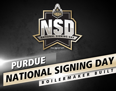 Purdue | National Signing Day 2017