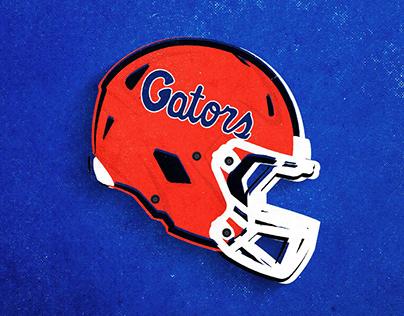 2020 Florida Gators Football Season Branding