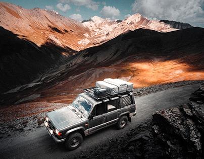 Roadtrip • Alps