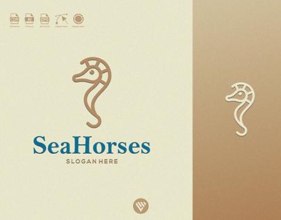 Seahorses logo