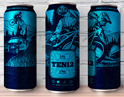 Nita Ten12 Beer Can