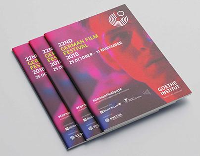 22nd German Film Festival Singapore Trailer & Marketing