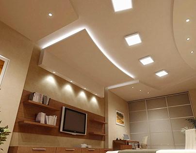 Ceiling Designs - Evolution In India