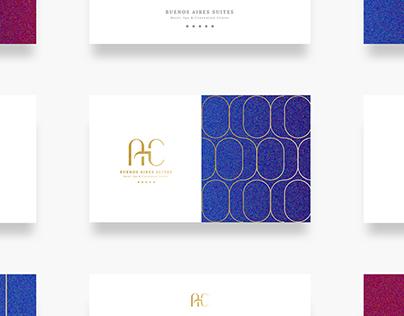 AC · Brand identity · Concept