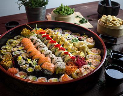 Food photography - Sushi