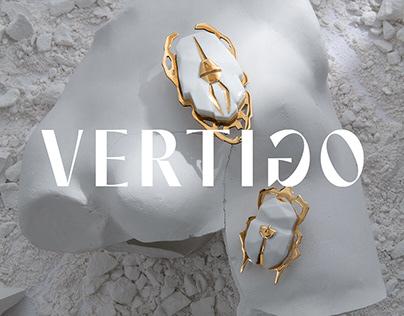 Vertigo Jewellery Branding
