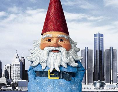 Roaming Gnome Heads Home
