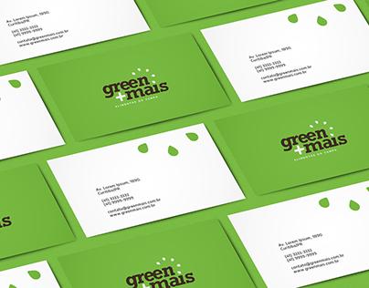 Branding // GreenMais