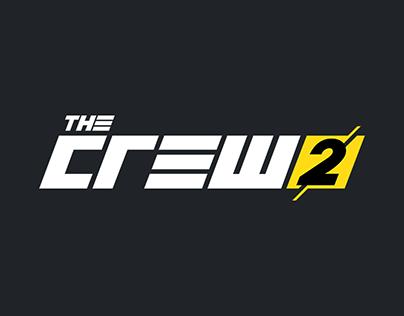 The Crew 2 - UI art