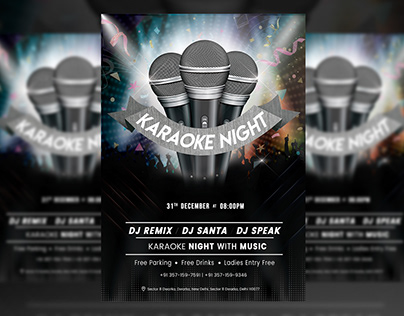 karaoke Night party
