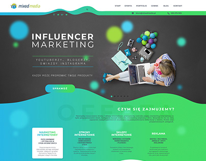 Webside design