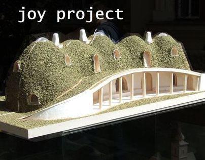 JOY Project - Earthbag Domes