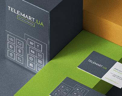 TELEMART.UA Rebranding