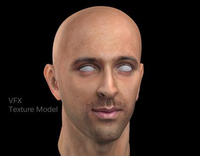 VFX 3D Texturing Show Reel - Hrithik Roshan
