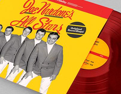 Joe Nardone's All Stars RSD Vinyl package