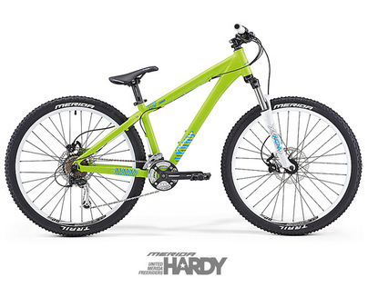 "MERIDA // ""HARDY"" // UMF SERIES BIKEDESIGN 2013"