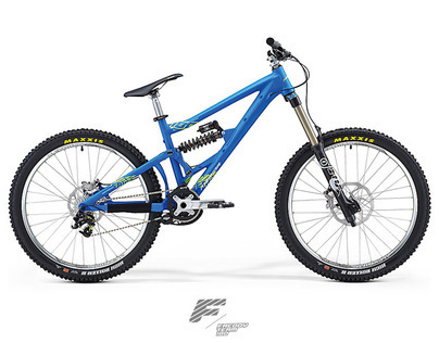 "MERIDA // ""FREDDY"" // UMF SERIES BIKEDESIGN 2013"