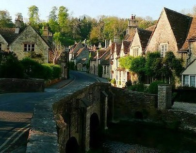 Cotswolds-UK (英国田園思慕,Beautiful countryside in