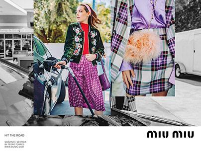 Miu Miu Mock Ad Campaign