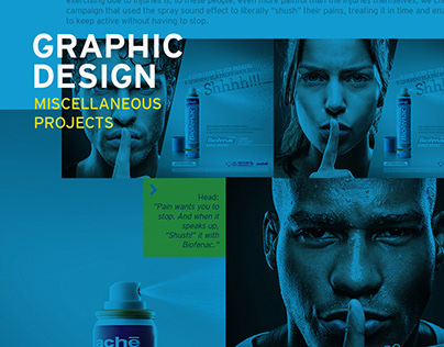 Graphic Design - Miscellaneous projects