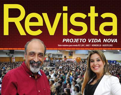 Revista Projeto Vida Nova