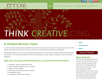 Jennasis & Associates B2B blog post