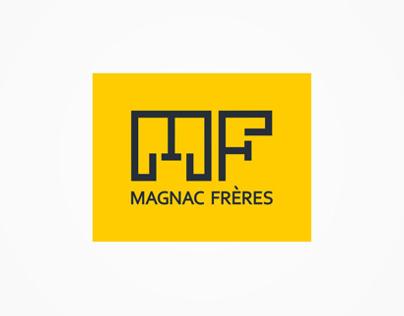 Magnac Frères / Corporate Identity