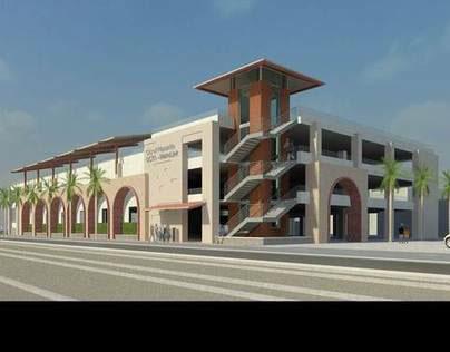 City Of Placentia - OCTA Metrolink Parking Structure