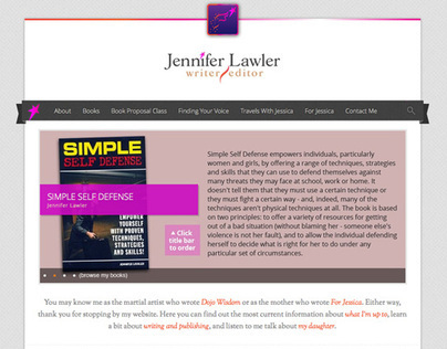 Jennifer Lawler website