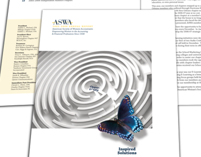 ASWA annual report