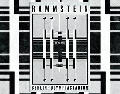 Rammstein 2019 - Live at theOlympiastadion Berlin