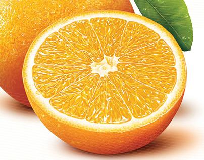 Oranges, Grappes & Corn