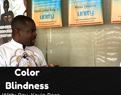 Color Blindness with Kevin Kitrell