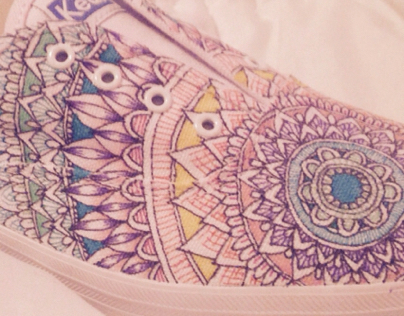 ::Orchard In My Blood-Shoe Design::