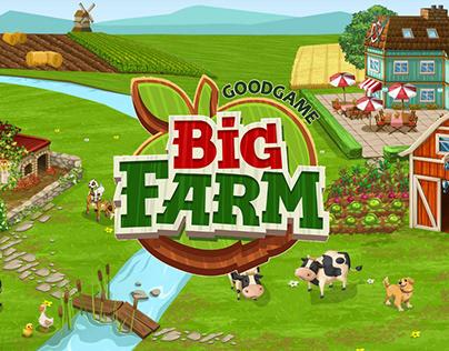 Big Farm Animation