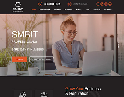SMBiT Wordpress Design