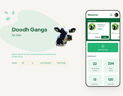 Doodh Ganga - For Vets