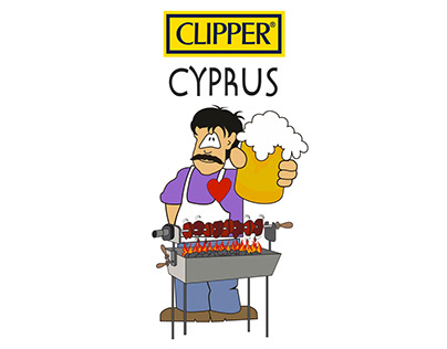 2018 Cyprus Collection Clipper